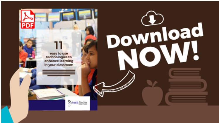 Front cover of the teacher resource with the words 'Download Now!'